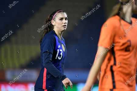 Editorial photo of USA Soccer, Breda, Netherlands - 27 Nov 2020