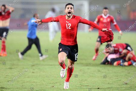 Editorial photo of Zamalek vs Al-Ahly, Cairo, Egypt - 27 Nov 2020