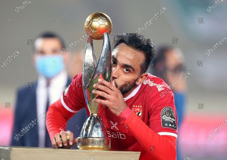 Editorial image of Zamalek vs Al-Ahly, Cairo, Egypt - 27 Nov 2020