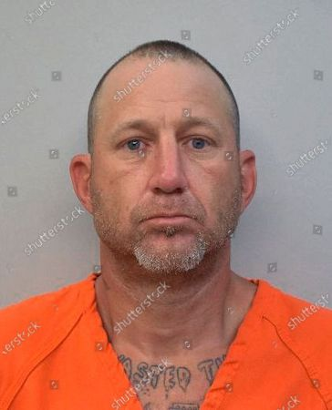 Stock Image of This photo provided by the Calcasieu Parish Sheriff's Office shows Michael Roberts. Men from Alabama, Louisiana and Florida are accused in the death of a woman whose body was found after Louisiana firefighters put out a car fire. Morgan Douglas, of Andalusia, Alabama, was arrested on a charge of second-degree murder, Douglas Dixon Fife and Michael Dean Roberts also face charges of arson, conspiracy and obstructing justice