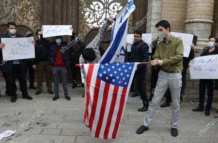 Editorial photo of Tehran, Iran - 28 Nov 2020
