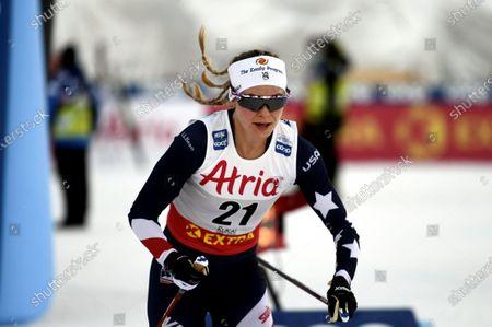 Editorial image of FIS World Cup Ruka Nordic 2020, Kuusamo, Finland - 28 Nov 2020