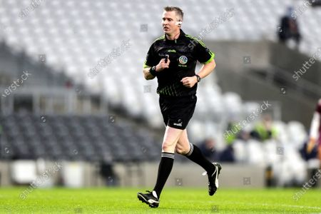 Galway vs Tipperary. Referee Ray Kelly