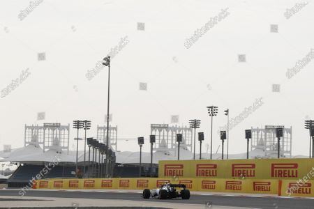 Pierre Gasly, AlphaTauri AT01 during the 2020 Formula One Bahrain Grand Prix