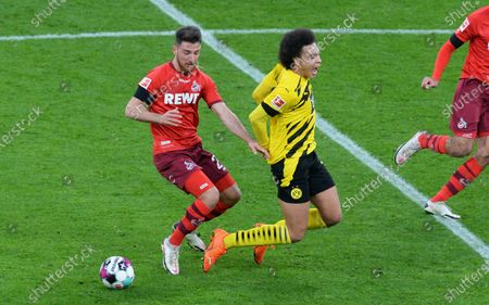 Editorial picture of Borussia Dortmund v 1.FC Cologne, Germany - 27 Nov 2020