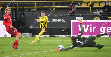 Editorial picture of Borussia Dortmund vs. 1. FC Cologne, Germany - 28 Nov 2020