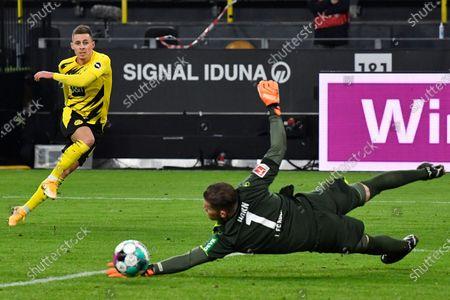 Editorial photo of Soccer Bundesliga, Dortmund, Germany - 28 Nov 2020