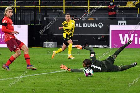 Editorial image of Soccer Bundesliga, Dortmund, Germany - 28 Nov 2020