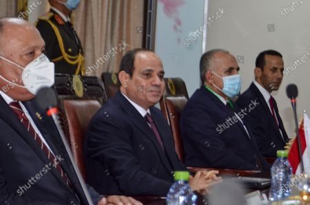 Editorial photo of Egypt, Juba, South Sudan - 28 Nov 2020