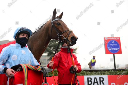 Editorial picture of Horse Racing - 29 Nov 2020