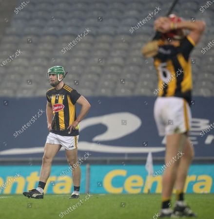 Kilkenny vs Waterford. Kilkenny's Tommy Walsh dejected at the end of the game