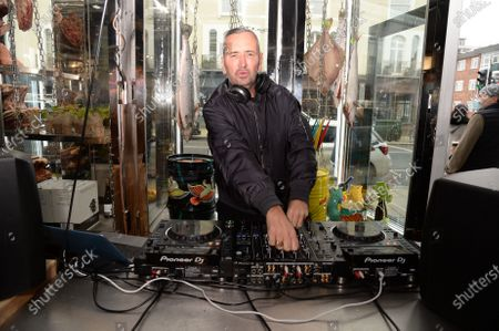Editorial photo of DJ Fat Tony birthday party, London, UK - 28 Nov 2020