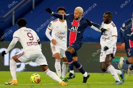 Editorial picture of Soccer League One, Paris, France - 28 Nov 2020