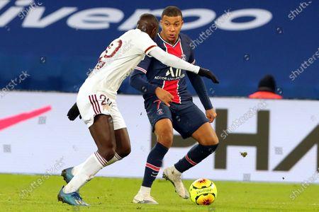 Editorial image of Soccer League One, Paris, France - 28 Nov 2020