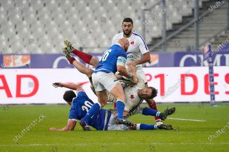 Editorial image of Autumn Nations Cup, Stade de France, Paris, France - 28 Nov 2020