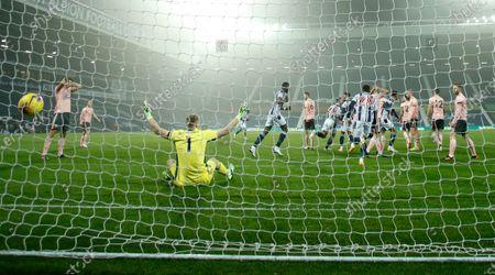 Editorial picture of Soccer Premier League, West Bromisch, United Kingdom - 28 Nov 2020