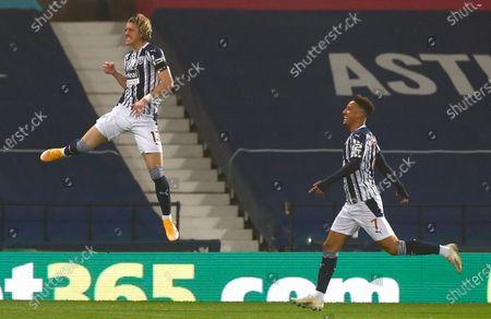 Editorial image of Soccer Premier League, West Bromisch, United Kingdom - 28 Nov 2020