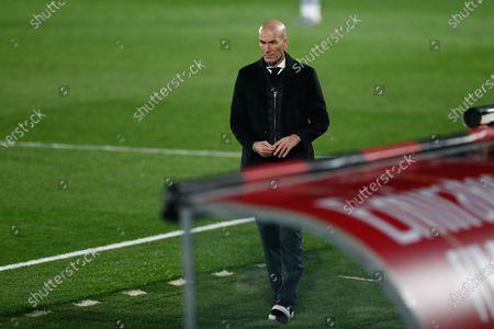 Editorial picture of Soccer: La Liga - Real Madrid v Alaves, Valdebebas, Spain - 28 Nov 2020