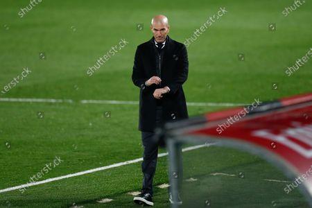 Editorial image of Soccer: La Liga - Real Madrid v Alaves, Valdebebas, Spain - 28 Nov 2020