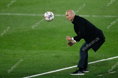 Editorial photo of Soccer: La Liga - Real Madrid v Alaves, Valdebebas, Spain - 28 Nov 2020