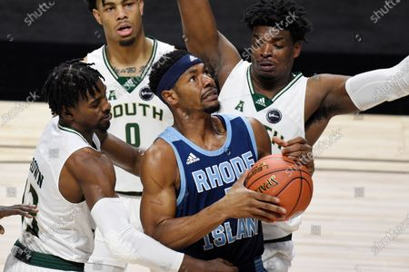 Editorial picture of South Florida Rhode Island Basketball, Uncasville, United States - 28 Nov 2020