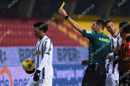 Stock Picture of Juan Cuadrado of Juventus