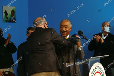 Editorial picture of A Celebration of Mayor David Dinkins Life, Harlem, New York, USA - 28 Nov 2020
