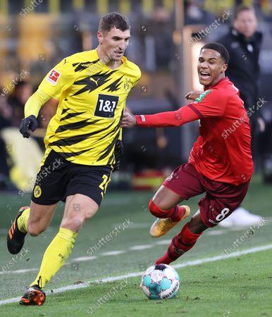 Editorial photo of Germany Dortmund Football Bundesliga Dortmund vs Cologne - 28 Nov 2020
