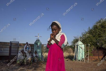 Editorial photo of Ethiopia, Qadarif, Sudan - 29 Nov 2020