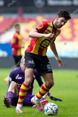 Editorial picture of Soccer Jpl D14 Kv Mechelen Vs Beerschot, Mechelen, Belgium - 29 Nov 2020