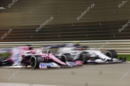 Editorial photo of 2020 F1 Bahrain Grand Prix, Race, Bahrain International Circuit, Sakhir, Bahrain - 29 Nov 2020
