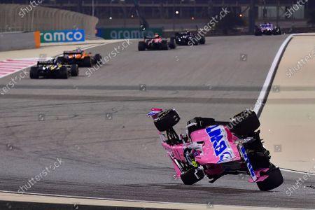 Editorial picture of F1 GP Auto Racing, Sakhir, Bahrain - 29 Nov 2020