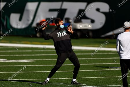 Editorial image of Dolphins Jets Football, East Rutherford, United States - 29 Nov 2020