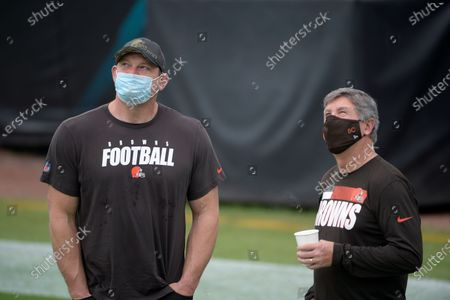 Editorial image of Browns Jaguars Football, Jacksonville, United States - 29 Nov 2020