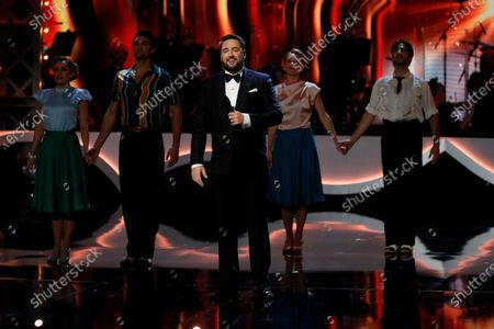 Editorial picture of The Royal Variety Performance, Blackpool Opera House, UK - 29 Nov 2020