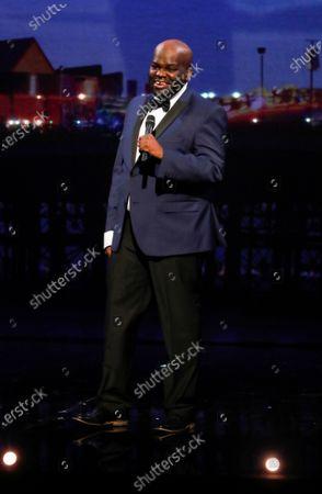 Stand up Comedian Daliso Chaponda