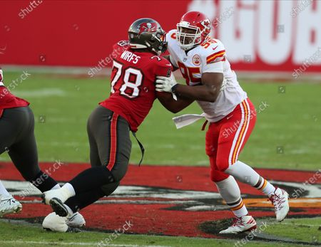 Editorial photo of Chiefs Buccaneers Football, Tampa, United States - 29 Nov 2020