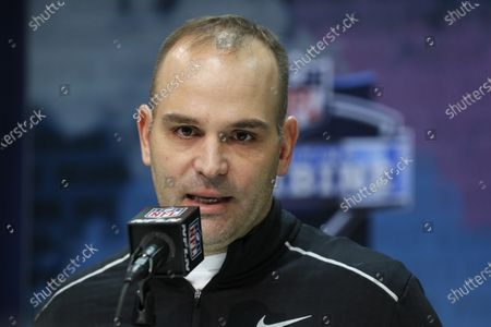 Editorial photo of Jaguars GM Fired Football, Indianapolis, United States - 25 Feb 2020