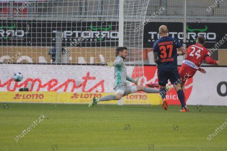 Editorial photo of FC Heidenheim v Hamburger SV, 2.Bundesliga, Germany - 29 Nov 2020