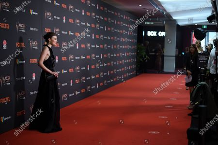 Editorial image of Australian Academy of Cinema and Television Arts Awards in Sydney, Australia - 30 Nov 2020