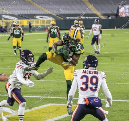 Editorial picture of Chicago Bears at Green Bay Packers, USA - 29 Nov 2020