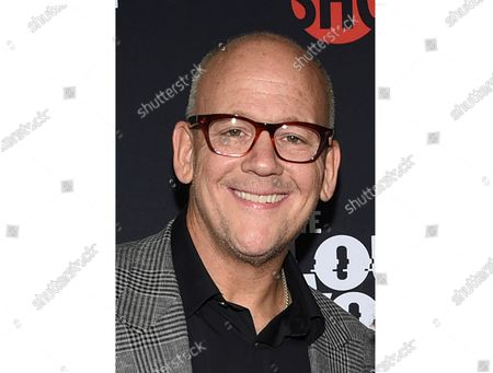 """John Heilemann attends the premiere of the Showtime limited series """"The Loudest Voice"""" in New York on . Heilemann is working on a """"dramatic, first-hand account"""" of Joseph Biden's victorious campaigns over his Democratic Party rivals in the primaries and over President Donald Trump in the general election"""