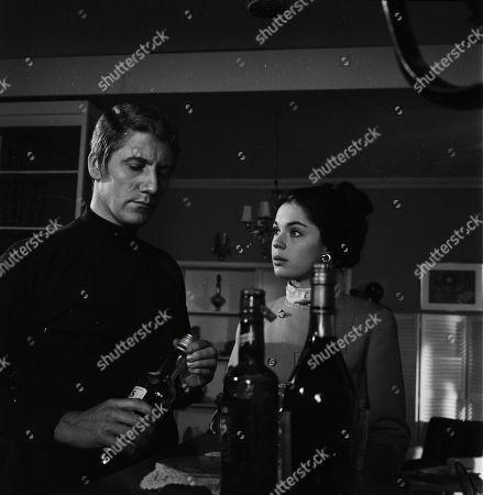 Clinton Greyn as Gerard and Virginia North as Francois Simone