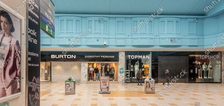 Sir Philip Green's retail empire Arcadia, which includes Topshop, Burton and Dorothy Perkins, could face collapse within hours.