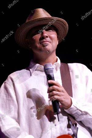 Sawyer Brown performs at the Sears Centre in Hoffman Estates, IL.