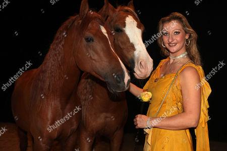 Stock Image of Sylvie Willms