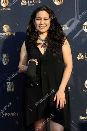 Editorial photo of The Smart Films 2020 Awards, Arrivals, Mexico City, Mexico - 29 Nov 2020