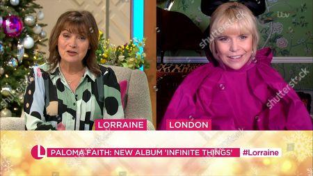 Lorraine Kelly, Paloma Faith
