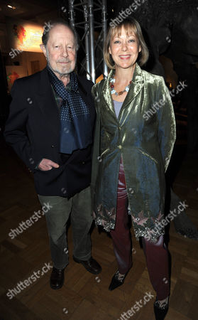 Nicolas Roeg and Jenny Agutter
