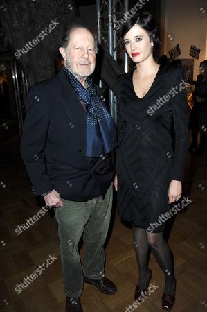 Nicolas Roeg and Eva Green